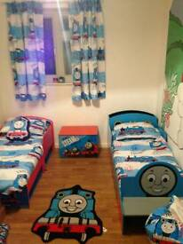 Thomas the tank bedroom furniture
