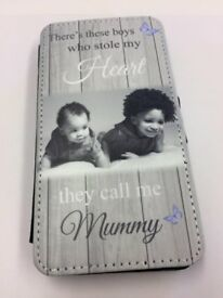 Personalised phone and ipad cases