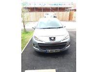 PEUGEOT 207 1.4 Millesim for sale - spares/repairs