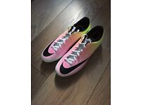 Nike Mercurial Football Boots (Size 9)