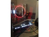 4K High Spec Gaming PC 1080ti GPU 16BG RAM 111GB SSD Windows 10