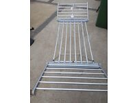 Folded Heated Airer