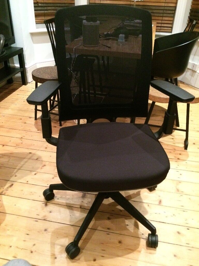 Sensational Chair Office Mesh Task High Back Wework In Elephant And Castle London Gumtree Ocoug Best Dining Table And Chair Ideas Images Ocougorg