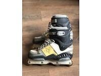 Rollerblade TRS Downtown Aggressive Skate UK 10