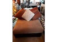 Very Large Leather chairs/sofa Large Dog Bed for sale
