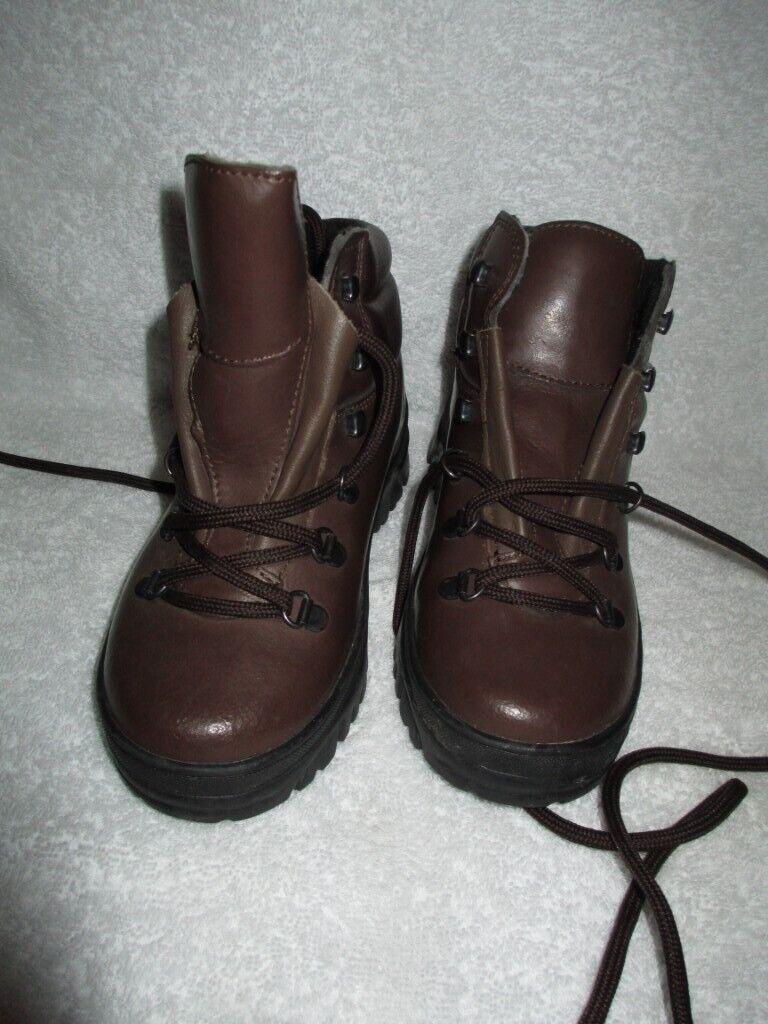 96dfb35809d Walking Boots, Size 34 European = Size 2 UK. New, never used | in  Fairmilehead, Edinburgh | Gumtree