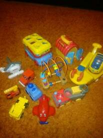 Toys for boy toddlers KINTORE