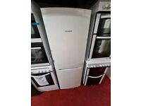 BOSCH 60cm wide large fridge freezer with 6 months warranty