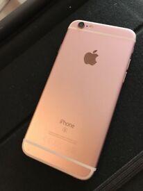 Apple iPhone 6s - 16GB - Rose Gold 02