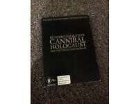 Cannibal Holocaust DVD (2 Disc Deluxe Collector's Edition)