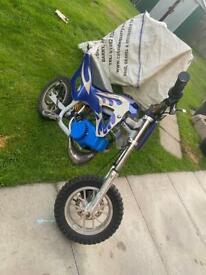 Mini pit bike