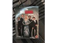 Big Bang Theory Seasons 1-4 DVD