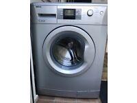 Beko 7kg Silver Washing Machine