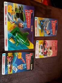 Thunderbirds matchbox mint