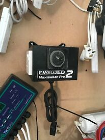 Cheshunt Hydroponics Store - used Maxiswitch Pro 2 light timer