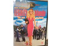 DVD 'Legally Blond'