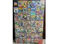Marvel Comic canvas