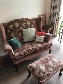 Pink/purple lounge set