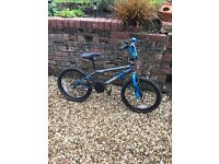 Raleigh boys bmx bike