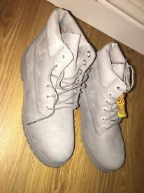 real grey timberlands
