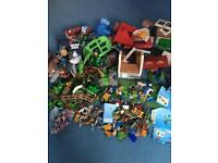 PLAY MOBIL ITEMS ( LOTS OF )