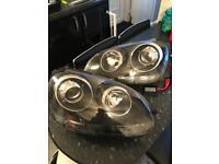 Mk5 golf gti tdi projector headlights HID KIT