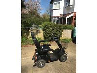 Electric mobility scooter. Well maintained. Little used.