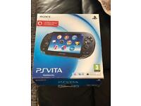 Ps vita console 3G and WiFi