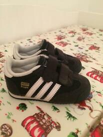 Adidas Dragon - Infant Size4
