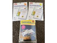 Laminating Pouches (A4)