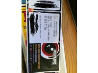 1x DOWNLOAD FESTIVAL 5 NIGHT CAMPING TICKET !