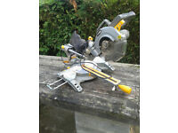 Titan 210mm sliding saw