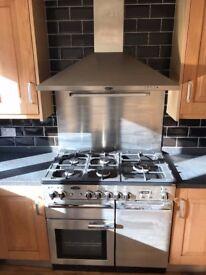 Rangemaster Professional Plus (90cm Gas Cooker)
