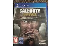 PS4 Cod WW11
