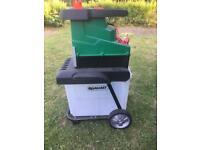 Qualcast Electric garden shredder