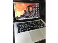 macbook pro 13-inch mid 2010. 4GB RAM, 320GB HD