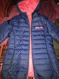 Henleys reversible jacket
