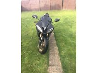 YAMAHA R6 WITH EXTRAS