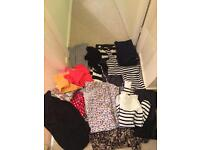 Ladies clothes bundle size 8-10