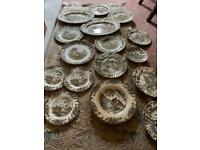 Collectable Selection plates/Platters