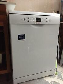 Bosch Dishwasher SMS58T12GB