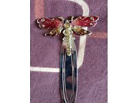 dragonfly bookmarker