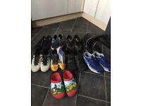 Bundle of Boys shoes,boots