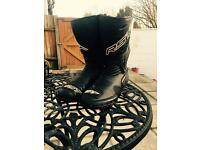 RST Motorbike boots