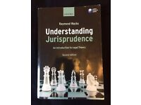 Understanding Jurisprudence - An Introduction to Legal Theory Second Edition by Raymont Wacks