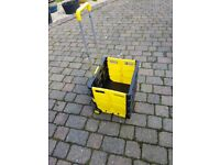 Rolson Folding Boot Cart 25kg Weight Capacity - Never used