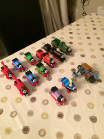 Thomas Take and Play Trains - Various all in good condition