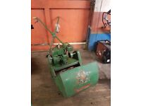 Vintage Ransomes 16 Inch Petrol Cylinder Mower