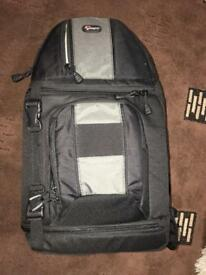 DSLR Camera Bag with Rain Cover
