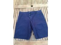 Smart H&M Blue Shorts - Size 32R - 170/80A